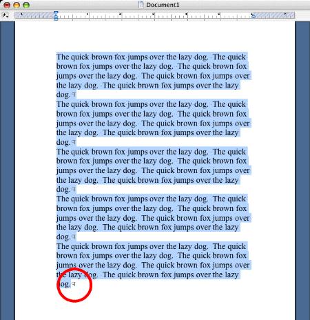 make pdf into word document mac